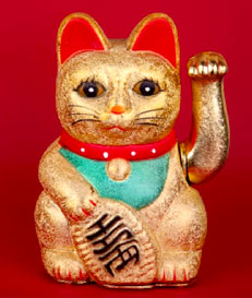 Buy a lucky waving chinese cat
