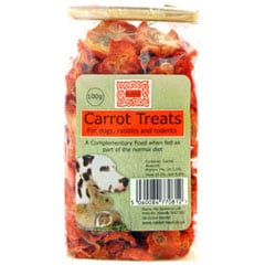 Burns Carrot Treats