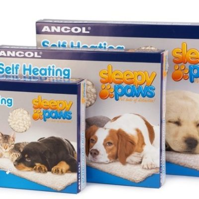 Ancol Self Heating Pads for Dogs and Cats