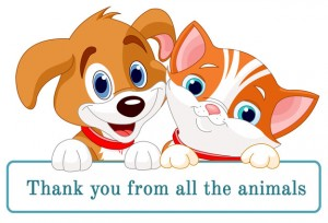 Pet Samaritans Thankyou