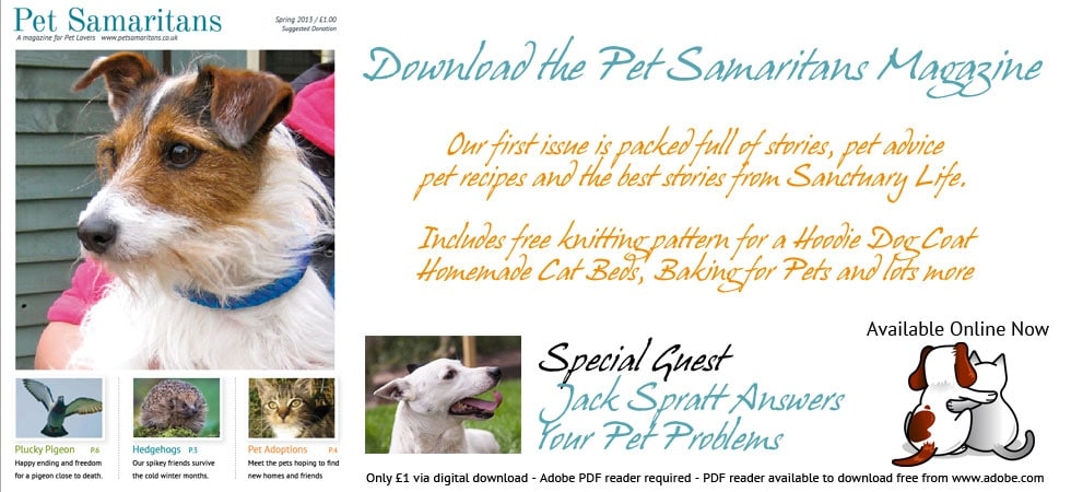 Pet Samaritans Magazine