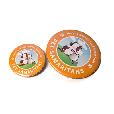 Pet Samaritans Badges