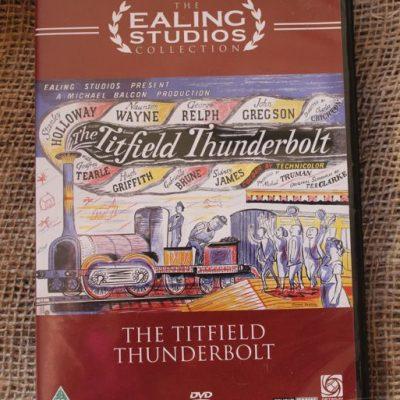 dvd - titfield thunderbolt
