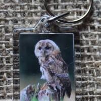 keyring owl