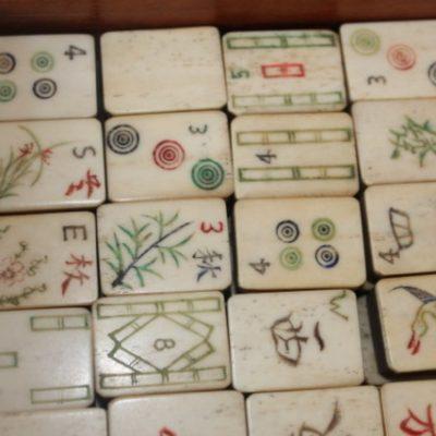 antiques - mah jong 3 - 1
