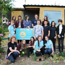 Thanks to the Boys and Girls of the Future Foundation NCS Team