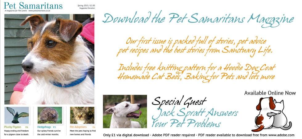 Pet Samaritans Magazine