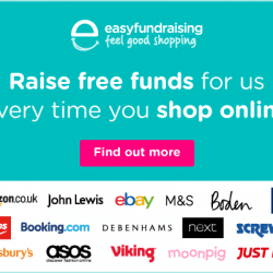 Raise free funds for us when you shop online