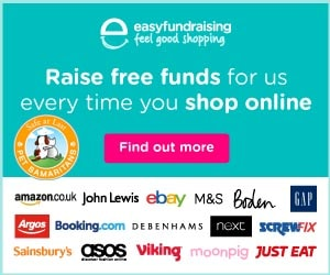 Raise money for us shopping online with easy fund raising