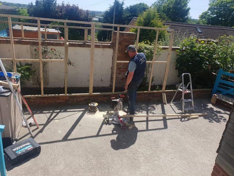 Work under way on Wildlife Hospital