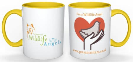 Wildlife Angels Mug