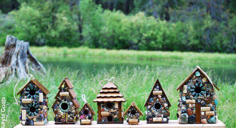 Five amazing birdhouses for Wildlife